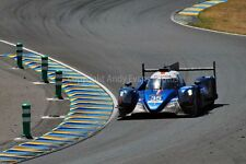 Alpine A470-Gibson no35 24 Hours of Le mans 2017 photograph picture poster print