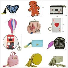 Woman Girl Synthetic Leather Cute Mini Wallet Coin Purse Zipper Card Bag Holder