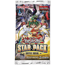Yu-Gi-Oh! Star Pack Battle Royal Booster Pack (3 cards per pack)