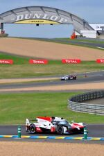 Toyota TS050-Hybrid 24 Hours of Le Mans 2018 photograph picture poster art print