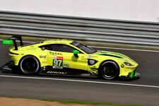 Aston Martin 24 Hours of Le Mans 2018 motorsport photograph picture poster print