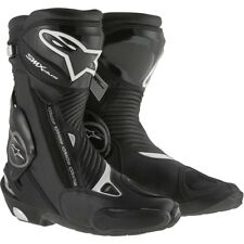 Alpinestars Smx Plus Racing/Performance Reitstiefel Schwarz