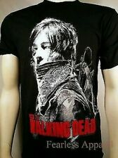 Primavera '14 The Walking Dead Daryl Dixon Bandana Cara Logo AMC Camiseta S-3XL