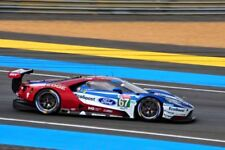 Ford GT no67 24 Hours of Le Mans 2018 motorsport photograph picture poster print