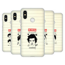 OFFICIAL ONE DIRECTION NOTEBOOK DOODLES HARD BACK CASE FOR XIAOMI PHONES