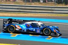 Alpine A470-Gibson no36 24 Hours of Le Mans 2017 photograph picture poster print