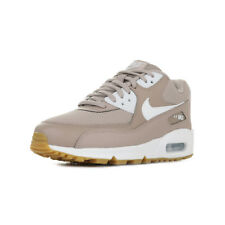 """Chaussures Baskets Nike femme Wmns Air Max 90 """"Diffused Taupe"""" taille Marron"""