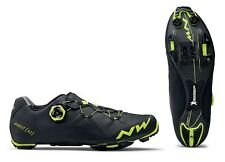 NORTHWAVE Men's cross country MTB shoes GHOST XC black / fluo yellow