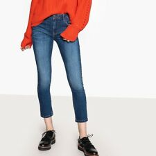 La Redoute Collections Womens Faded Slim Fit Jeans