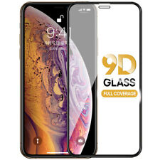 5D Full Edge to Edge Screen Protector Tempered Glass For - Apple Iphone