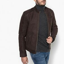 La Redoute Collections Man Leather Jacket