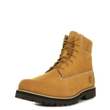 """Chaussures Boots Timberland homme Chilmark 6"""" Boot Wheat taille Marron Nubuck"""