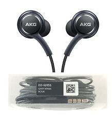 Official AKG/Harman Earphones Headphones For Samsung Galaxy S8/S8+/S9/S9+ Note