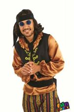 60'S Rock Star Men's Fancy Dress Costume