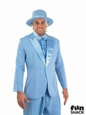 Blue Suit Fancy Dress Costume