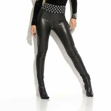 By Alina Damenhose High Waist Leggings Röhrenhose Treggings Jeggings 34-38 #C581