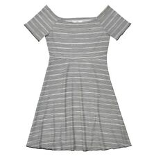La Redoute Collections Girl Shortsleeved Striped Dress, 1016 Years