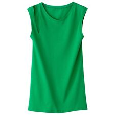 La Redoute Collections Womens Vest Top With Cut Out Detail