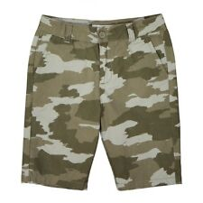 La Redoute Collections Boy Camouflage Print Bermuda Shorts, 312 Years