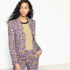 La Redoute Collections Womens Printed Jacket