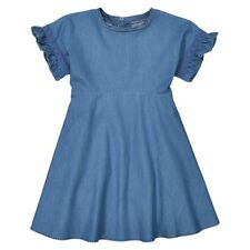 La Redoute Collections Girl Denim Dress, 312 Years