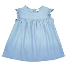 La Redoute Collections Girl Denim Dress, 1 Month3 Years
