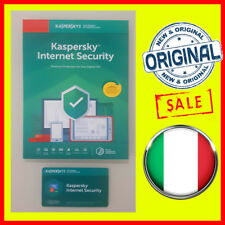 Kaspersky Internet Security 2019 2018 1 ANNO 1 2 3 dispositivo PC MAC ANDROID