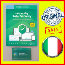 Kaspersky Total Security 2019 2018 1 ANNO 1 2 3 dispositivo PC MAC ANDROID