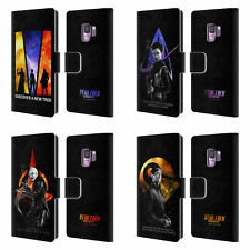 STAR TREK DISCOVERY DISCOVERY NEBULA CHARACTERS LEATHER BOOK CASE FOR SAMSUNG 1