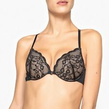 La Redoute Collections Womens Padded Lace Bra