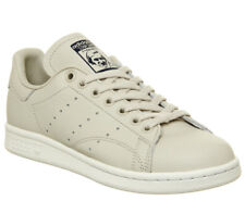 Mens Adidas Stan Smith Trainers Clear Brown White Trainers Shoes