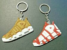 SUPREME mini keyrings Nike Air More Uptempo Suptempo