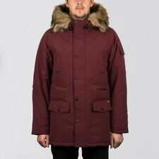 Carhartt Anchorage Parka Jacket Chianti/Black