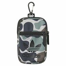 adidas ORIGINALS UNISEX FESTIVAL FLIGHT MINI BAG CAMO TREFOIL PARKLIFE NEW BNWT