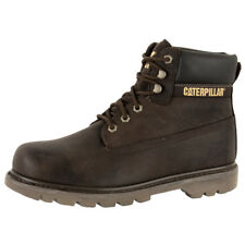 "Cat Caterpillar Colorado 6"" Botas de Hombres Botines Chocolate P710652"