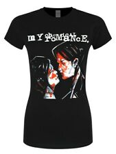 My Chemical Romance Three Cheers Women's Black T-shirt