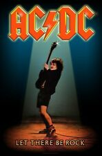 Fahne AC/DC Let There Be Rock 66 x 105 cm