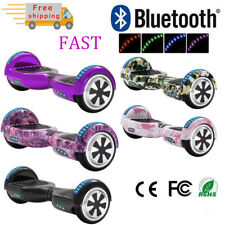 Hoverboard 8/6.5 Smart Self-balancing Scooter Bluetooth Electric Scooters Bag