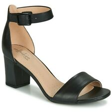 5c9562596a9 Clarks Womens Smart Deva Sandals Black0 results. You may also like