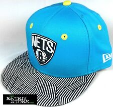 5be831fa296 NEW ERA NBA MIX VIZE KIDS 59FIFTY FITTED CAP - BROOKLYN NETS