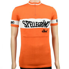 dc4245971 VV Classics San Pellegrino vintage style merino wool cycling jersey - Eroica