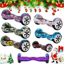 """Self Balancing Scooter 8"""" Hoverboard Smart Electric Board 2 Wheels Bluetooth+Bag"""