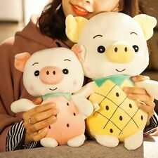 Cute pig Soft Plush Toys Stuffed Animal Baby Kids Gift Animals Doll Throw  Pillow 7f54baa9ed236