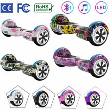 """Electric Scooters 6.5"""" Hoverboard Bluetooth Self Balance Board Smart Skateboard"""
