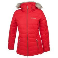 Doudounes synthétiques Columbia Ponderay red doudoune l Rouge 59773 - Neuf