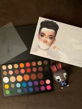 Morphe x James Charles Eye shadow/35G Bronze Goals Artistry Palette Collection