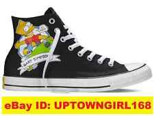 b68ddc6ab0f5 Converse Chuck Taylor ALL STAR HI Sneakers The Simpsons 146810F Bart Skate  New