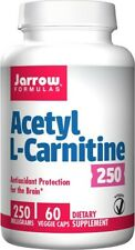 Jarrow Formulas  Acetyl L-Carnitine, 250mg Free Uk P&P