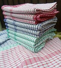 3x -24Packs of WONDERDRY Large Tea Towels 100% Cotton Large Kitchen Drying Cloth