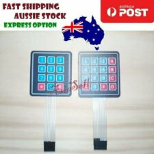 12V 6 GANG TOUCH MEMBRANE SWITCH PANEL ONLY /& STICKERS SUITS LA-MA-0202-6G